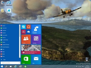 Windows 10 (beta)